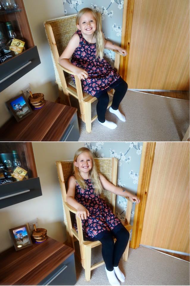 Orkney Chair winner Sarah Lyon,