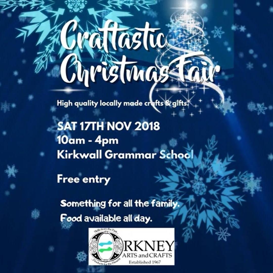 Craftastic Christmas Fair